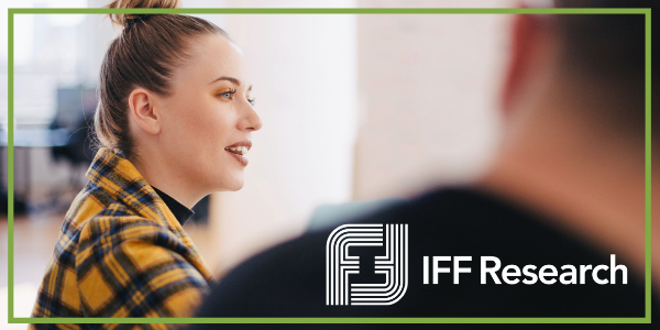 IFF Research Company banner