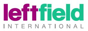 Leftfield International Company banner