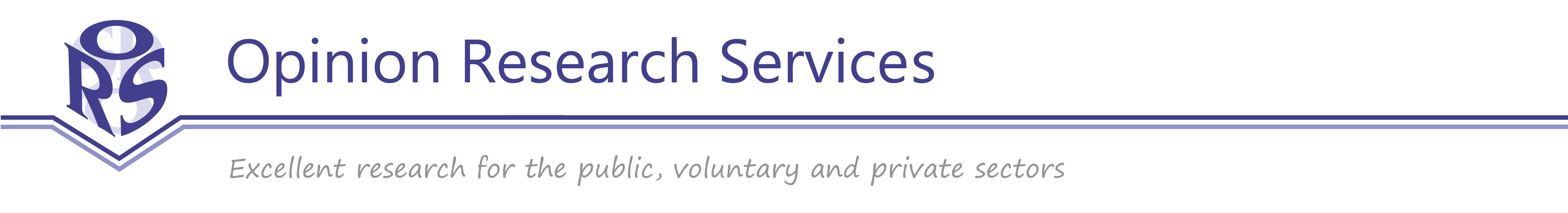 Opinion Research Services Ltd Company banner