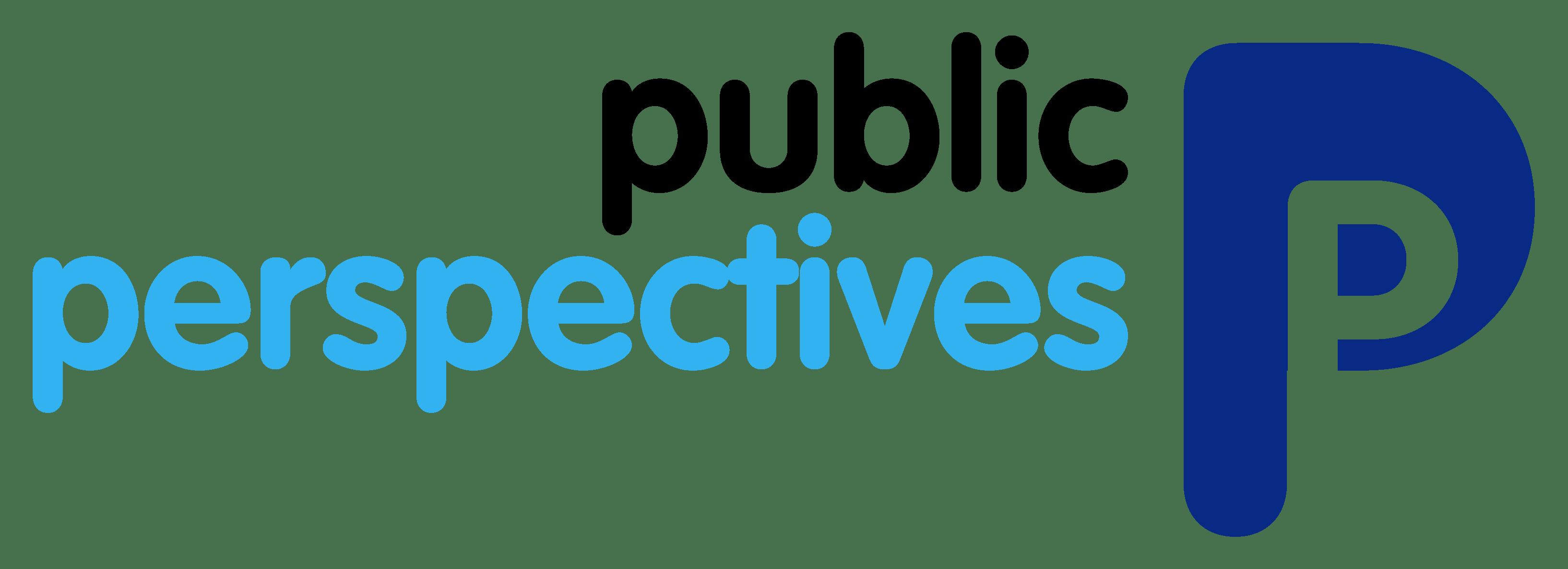 Public Perspectives Company Logo