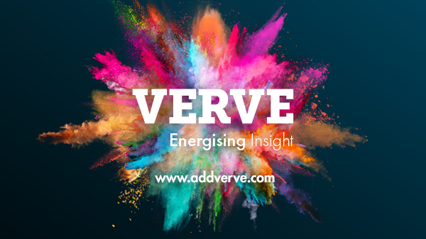 VERVE Company banner