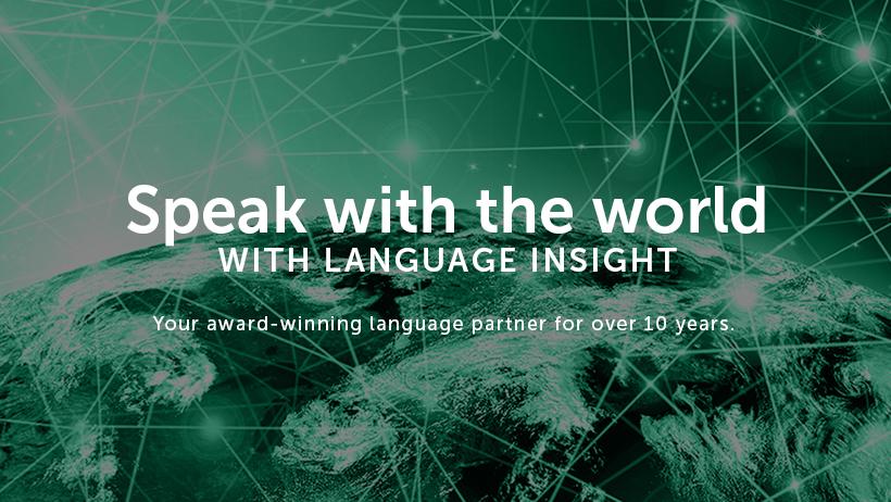 Language Insight Ltd Company banner